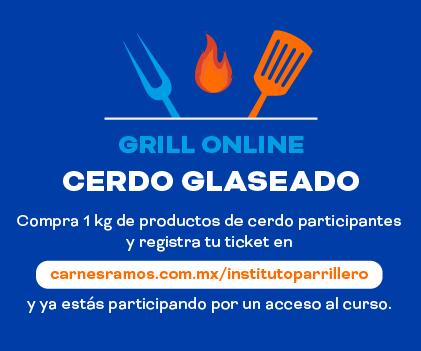 Grill Online – Cerdo Glaseado