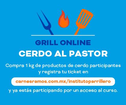 Grill Online – Cerdo al pastor